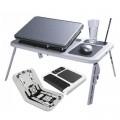 Маса за лаптоп с  охладител E-table