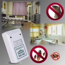 Riddex Pro Plus - уред против гризачи, хлебарки, мравки, паяци