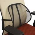 Анатомична облегалка за стол и автомобилна седалка